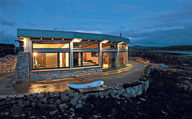 Luxury Cottages High Life In The Scottish Highlands Telegraph Cottages Scotland Seaside Cottage Luxury Cottage