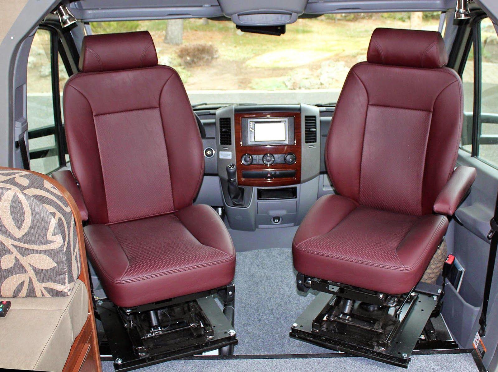 Sprinter Seat Upgrade Sprinter, Sprinter van camper