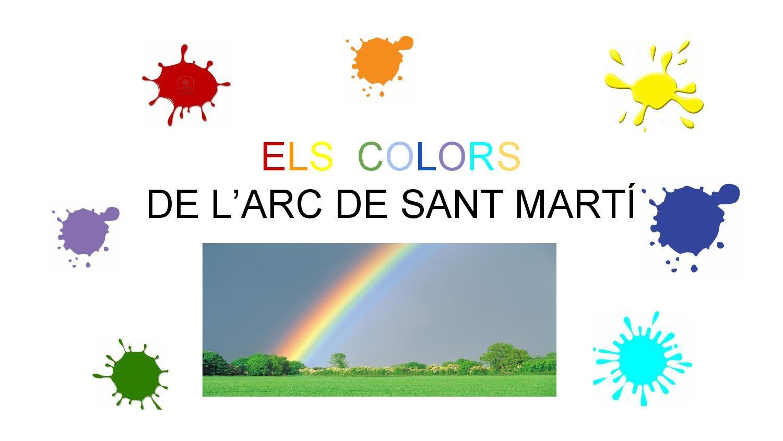 Els Colors De L Arc De Sant Martí Digital Publishing Newspapers Make It Simple