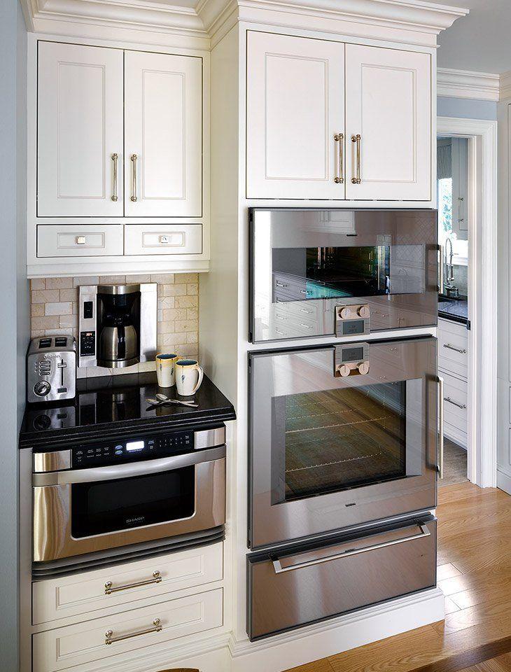Kitchen Appliance Design - Warming Drawer - Jane Lockhart Interiors