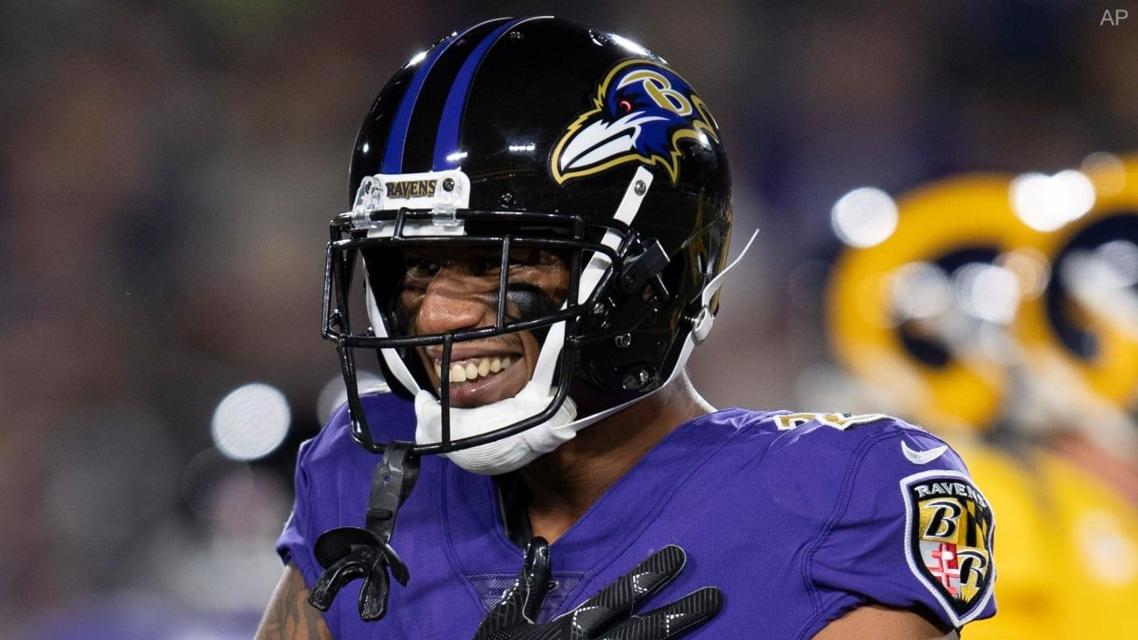 Marcus Peters Revels in Picking Off His Former Team