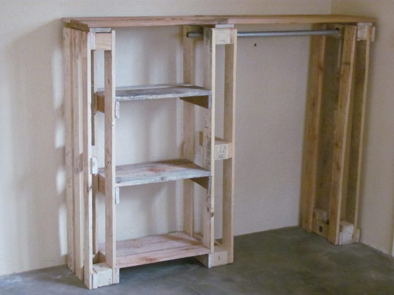 Garderobe selber bauen - Ideen und Anleitungen für jeder, der Lust ...