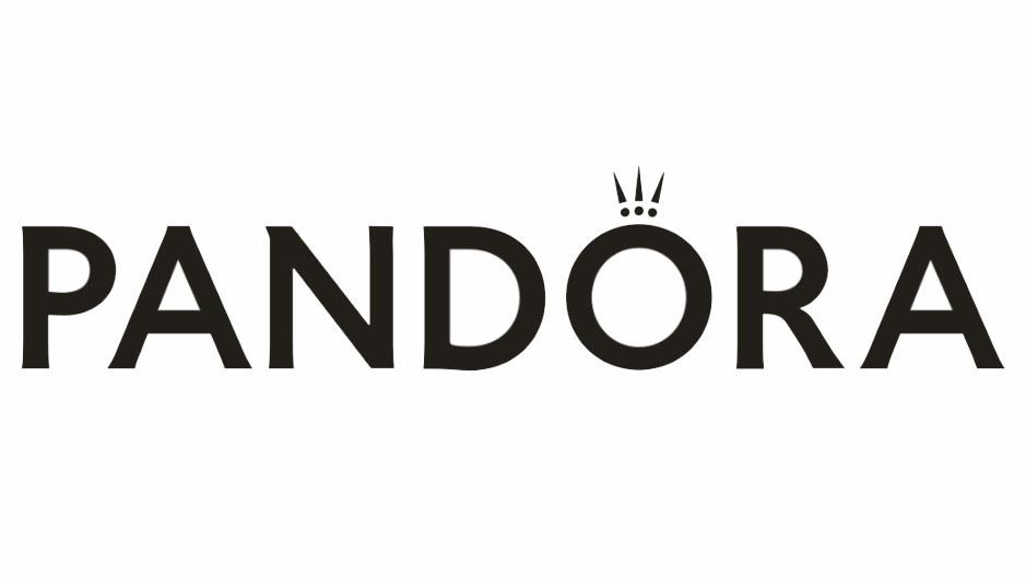 New Pandora Logo Includes Some Seriously Subtle Serifs Pandora Logo New Pandora Pandora