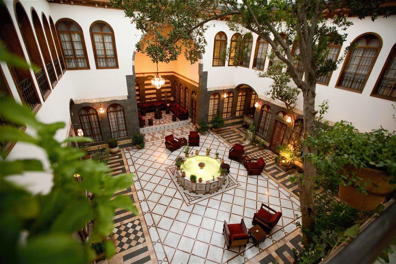 Beit Zafran Hotel De Charme Lobby Avec Images Maison Avec