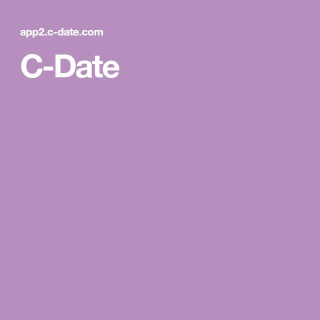 App2 Cdate Com