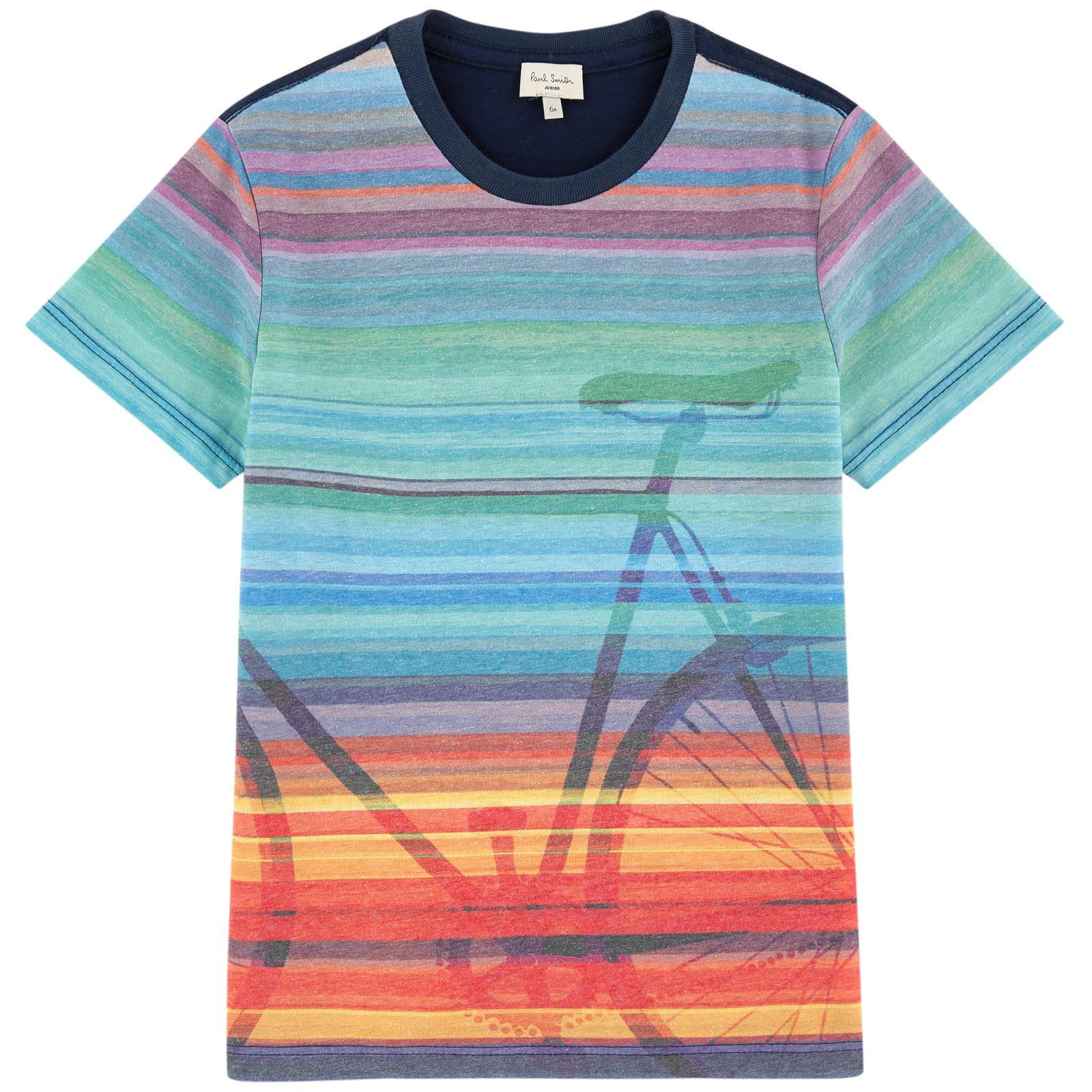 Striped T Shirt Cocuk Giyim Giyim [ 1600 x 1600 Pixel ]
