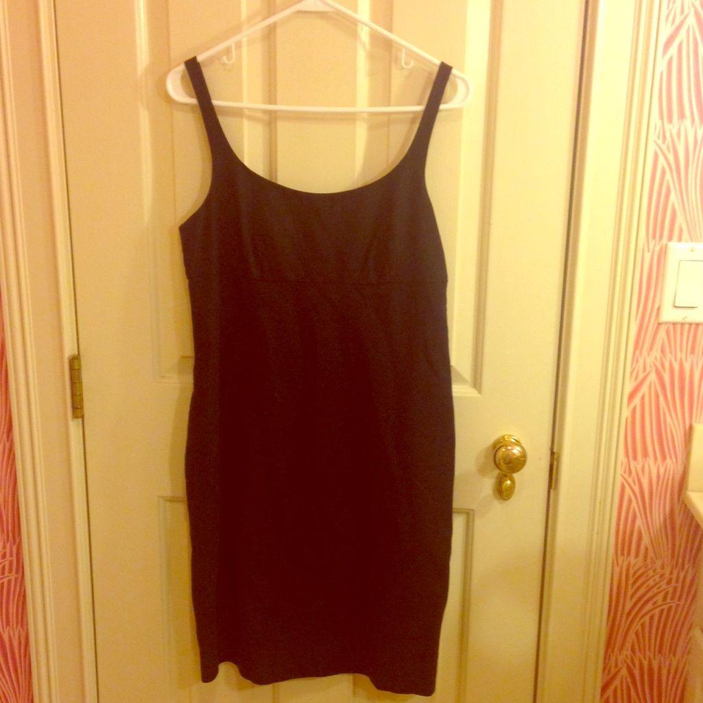 Classic black jcrew cotton dress size cotton and products
