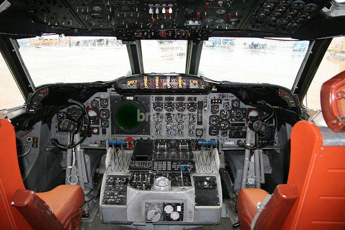 Orion Flight Deck