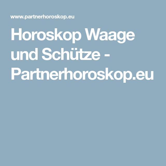Schütze Partnerhoroskop Waage frameworks within