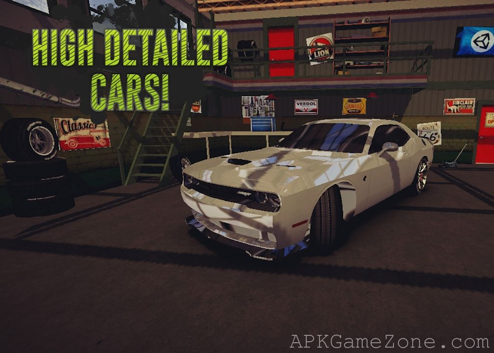 Modern Muscle Real Car Driving Simulator Money Mod Download