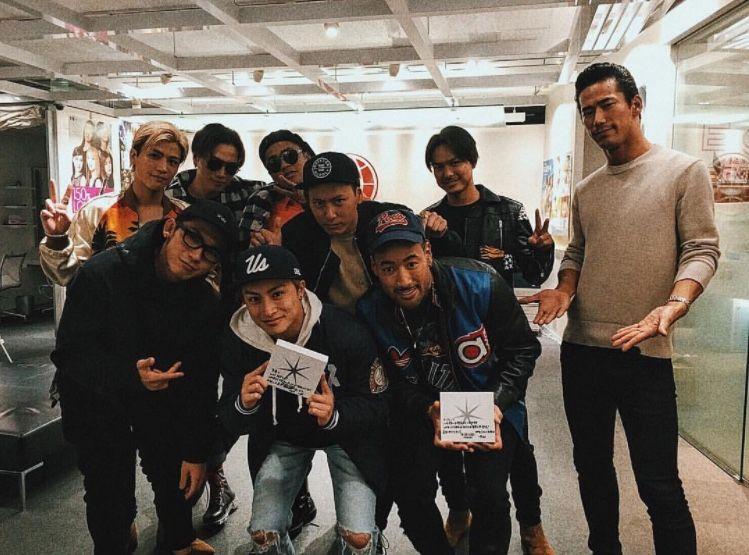 三代目J Soul Brothers , 白濱亜嵐 Alan Shirahama & 関口メンディー Mandy Sekiguchi