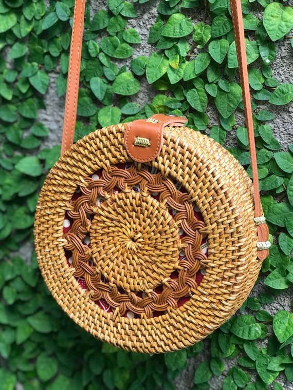 67448f1291390 Rattan Bag Natural Handwoven