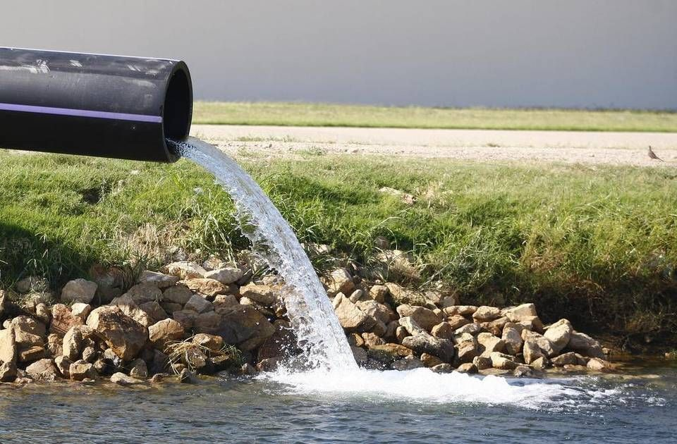 Wichita Falls says goodbye to potty water for now