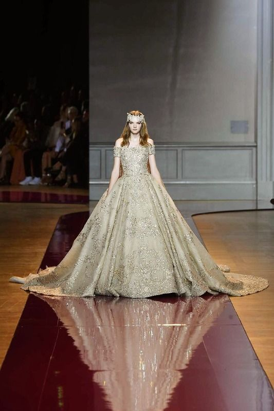 fc3f0a1d0d Zuhair Murad París High Couture Otoño invierno 2016 DSC 5585