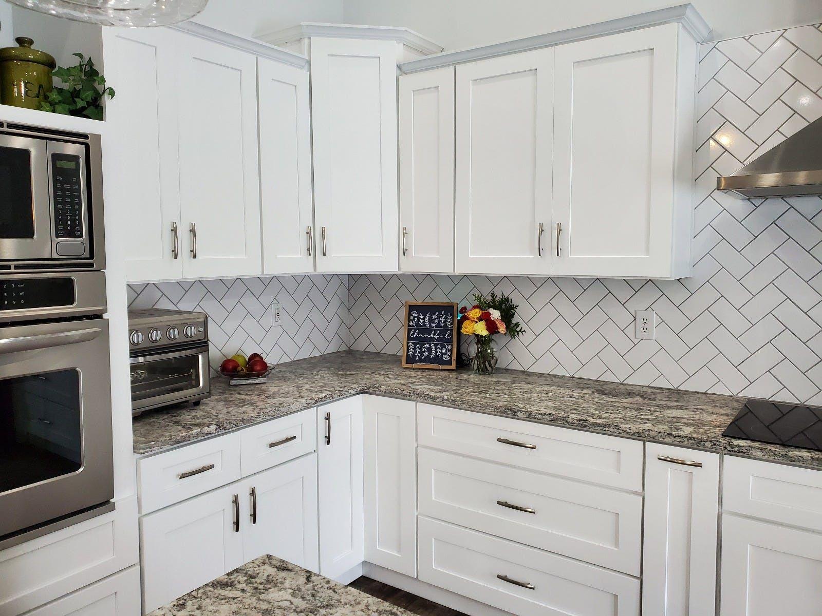 Should I Paint My Kitchen Cabinets Pros Vs Cons In 2020 Kitchen Cabinets Redo Kitchen Cabinets Painting Kitchen Cabinets