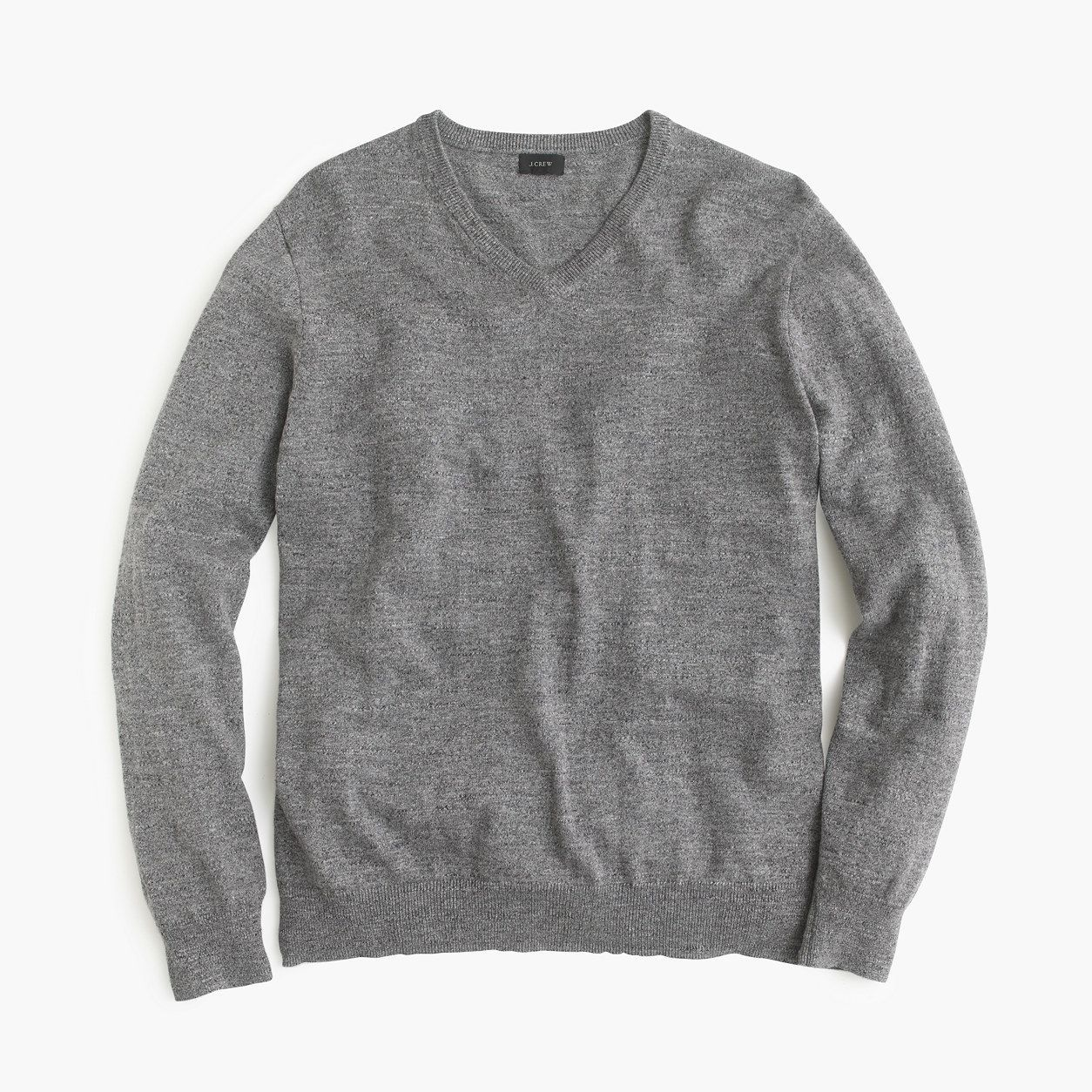 0bb17df24 J.Crew Mens Tall Rugged Cotton V-Neck Sweater (Size XL Tall ...