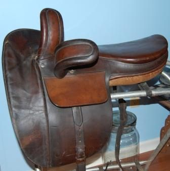 The Side Saddlery: Side Saddles for Sale, Used, New and