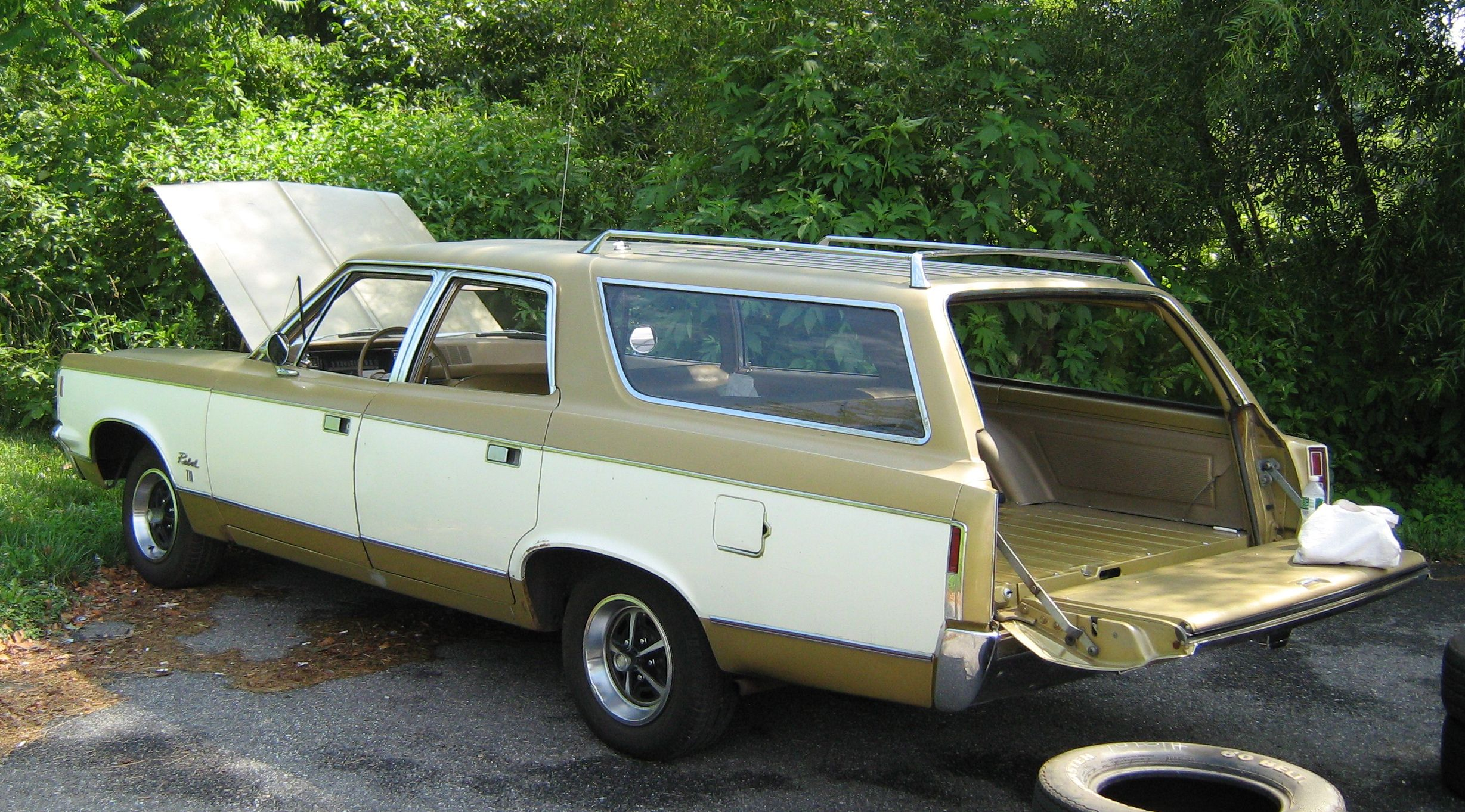 Little red wagon funny car pictures car canyon - First Station Wagon Bought In Early 1970s Ours Was Two Tone Green Drove To Houston As A Family In It And A Unforgivable Camping Trip To The Gran
