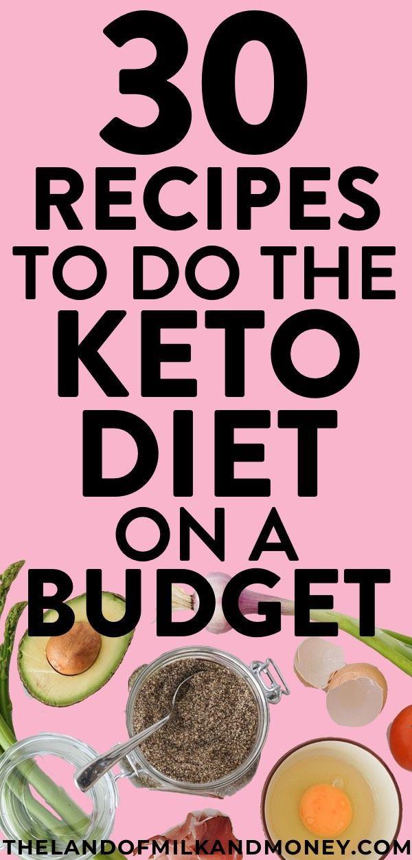 30 Easy Recipes To Do Keto On A Budget – Cheap Keto Meals for 2019