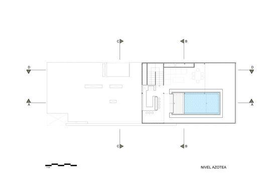 Galería de Casa MB   Rubio Arquitectos - 23 Azotea, Plantas y Casas