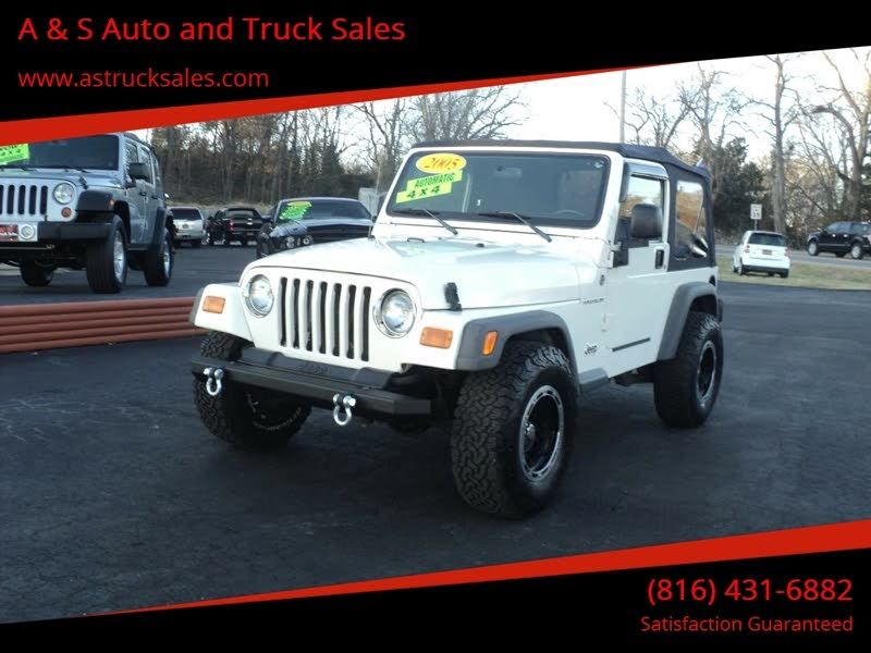 Used Jeep Wrangler For Sale Kansas City Mo Cargurus Used Jeep