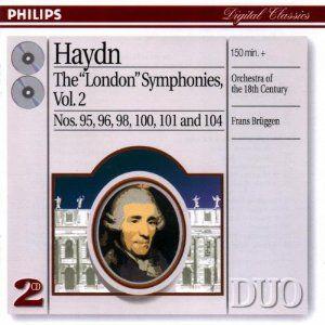 "The ""London"" symphonies  / Joseph Haydn."