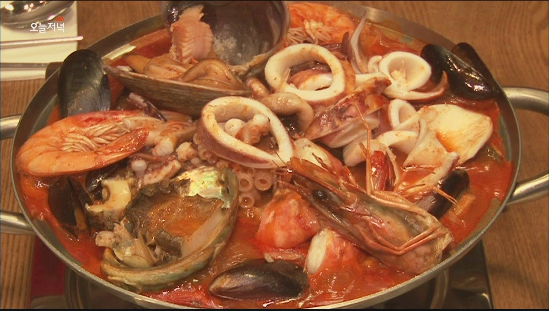 [Live Tonight] 생방송 오늘저녁 94회 - DSeafood rice cake embraces the sea! 바다를 품...