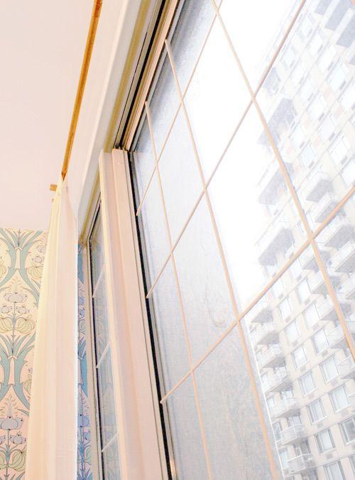 Diy Window Muntins