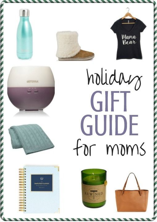 Christmas Gift Ideas for Mom in 2020 | Christmas gifts for ...