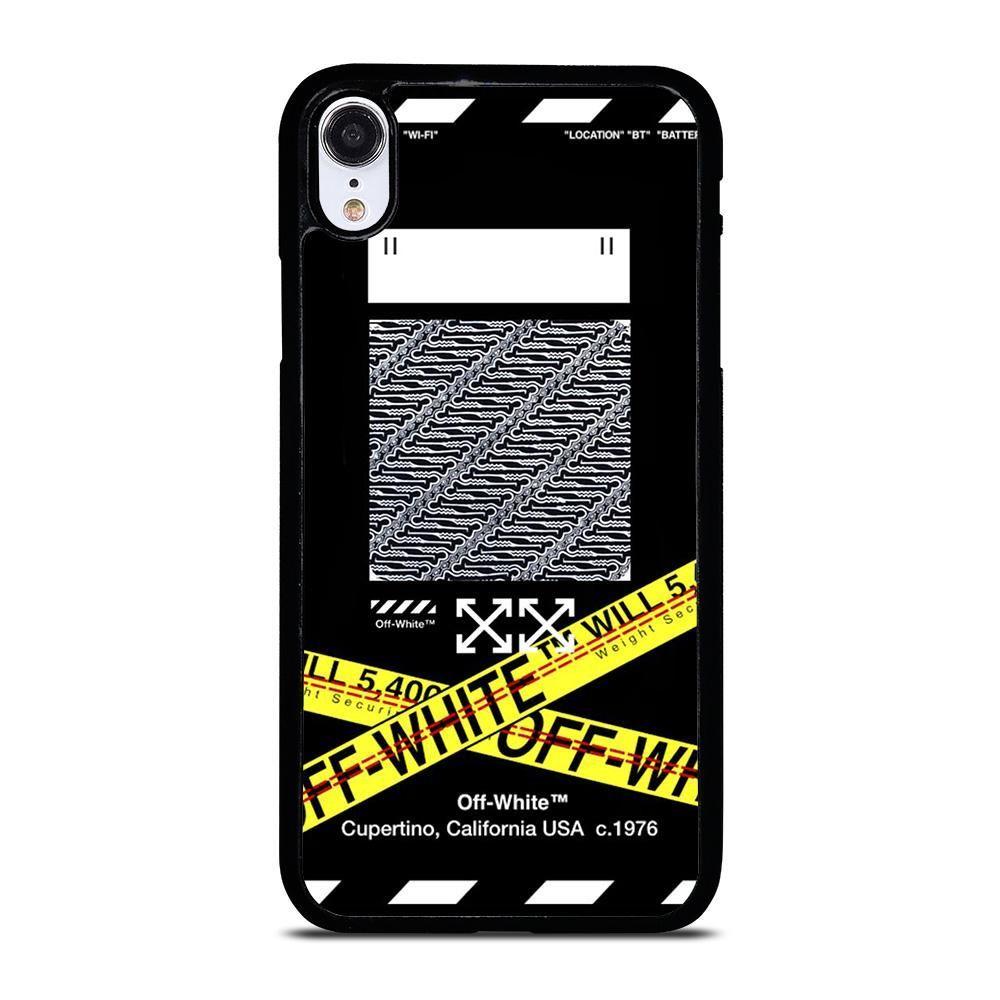 Off white x batik iphone xr case cover casesummer in