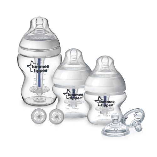 Tommee Tippee Closer to Nature Sensitive Tummy Starter Pack, Clear, 3 Pack - Deal Summer http://dealsummer.com/tommee-tippee-closer-to-nature-sensitive-tummy-starter-pack-clear-3-pack/