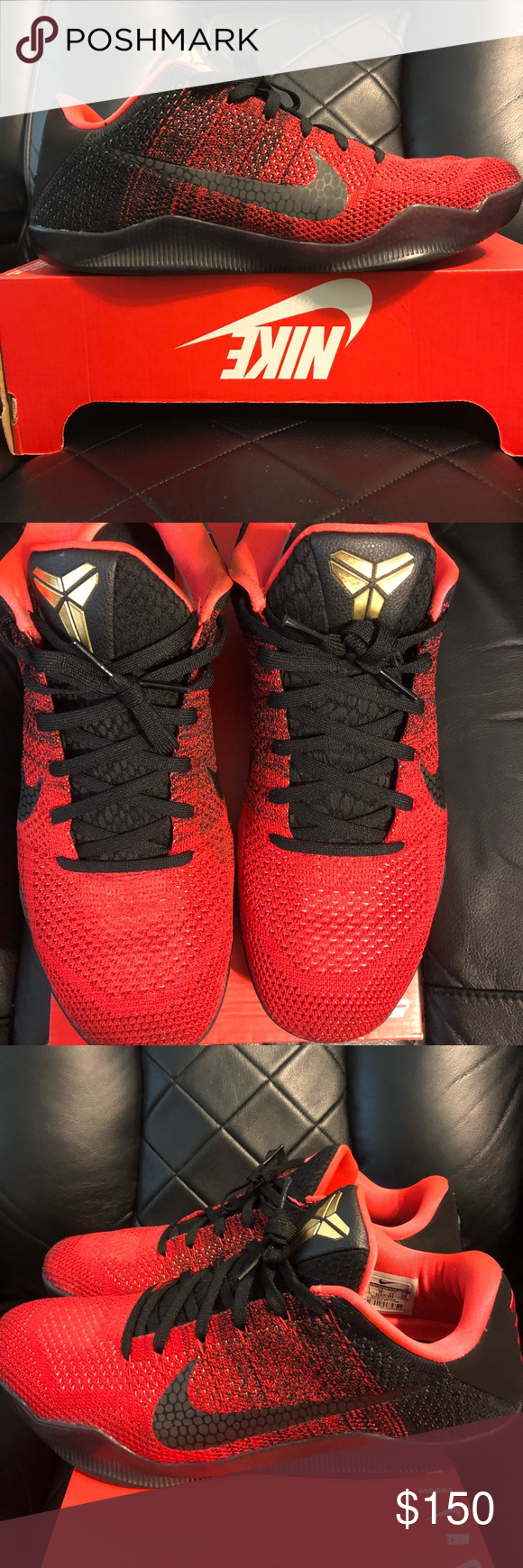 0192f76522c1 ... where can i buy nike kobe 11 elite achilles heel size 11 rare nike kobe  11