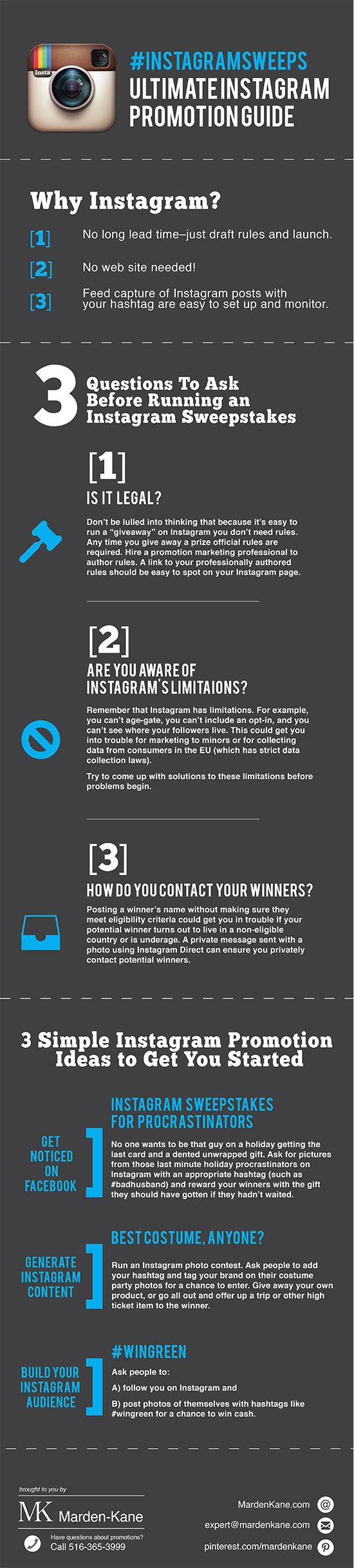 Ultimate Instagram Promotion Guide - Marden-Kane