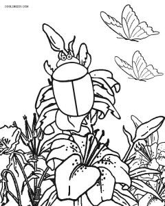 garden bugs coloring pages insect coloring pages pinterest creepy