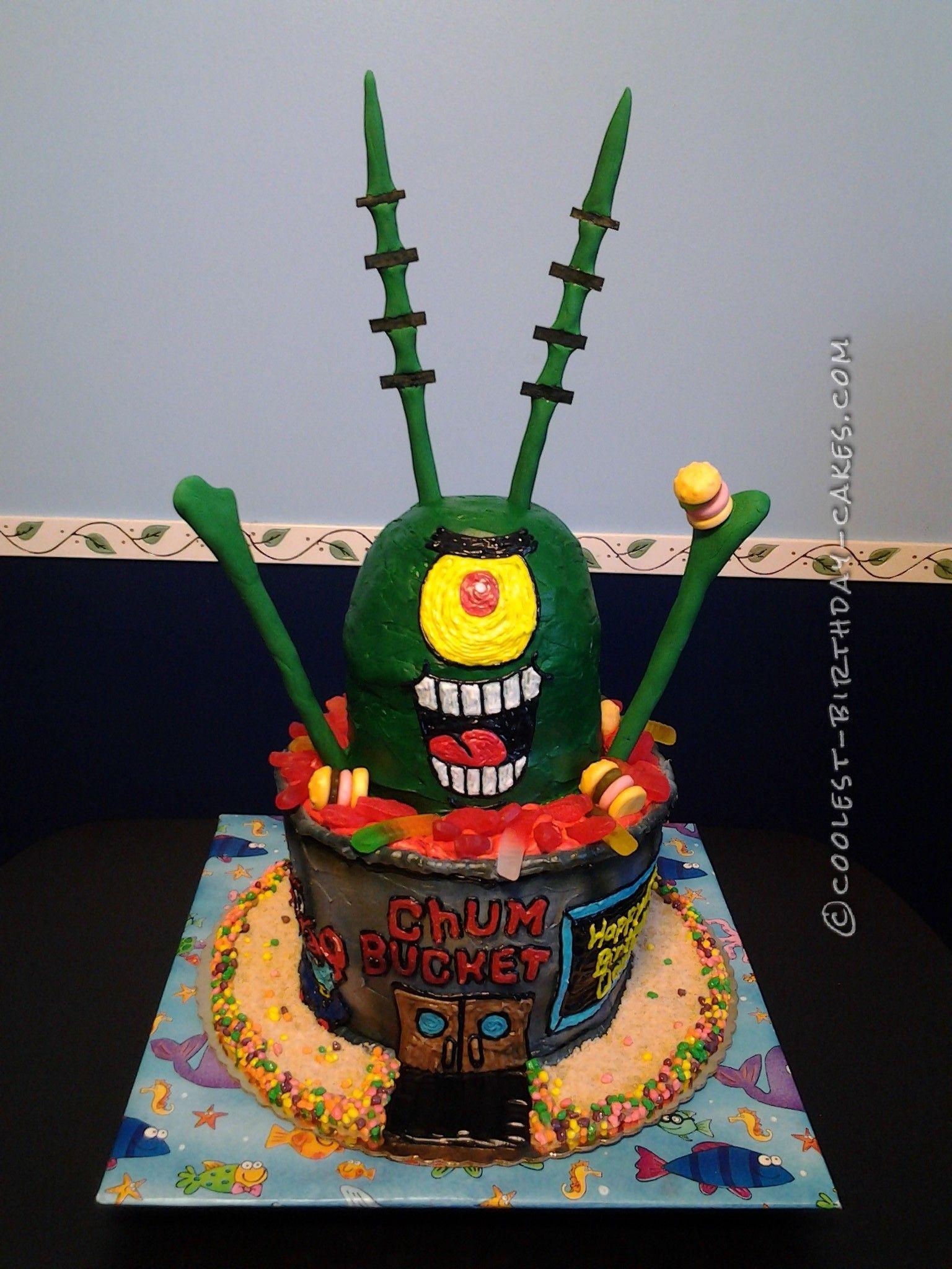 Coolest Birthday Cake Ideas