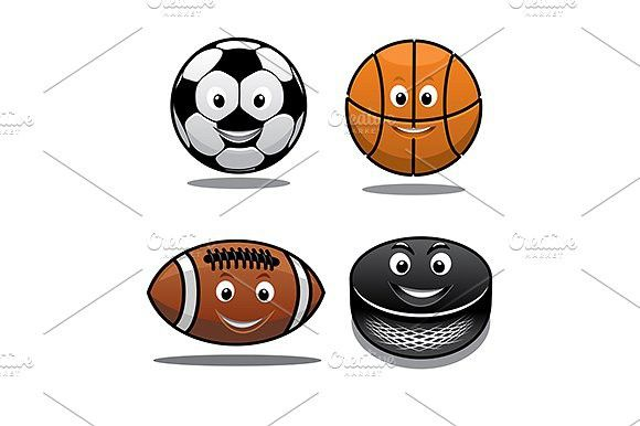 Set Of Sports Equipment Icons Sports Equipment Sports Icon
