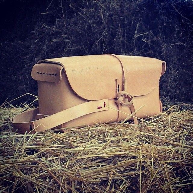 Leather Bag, DoppKit - Neceser