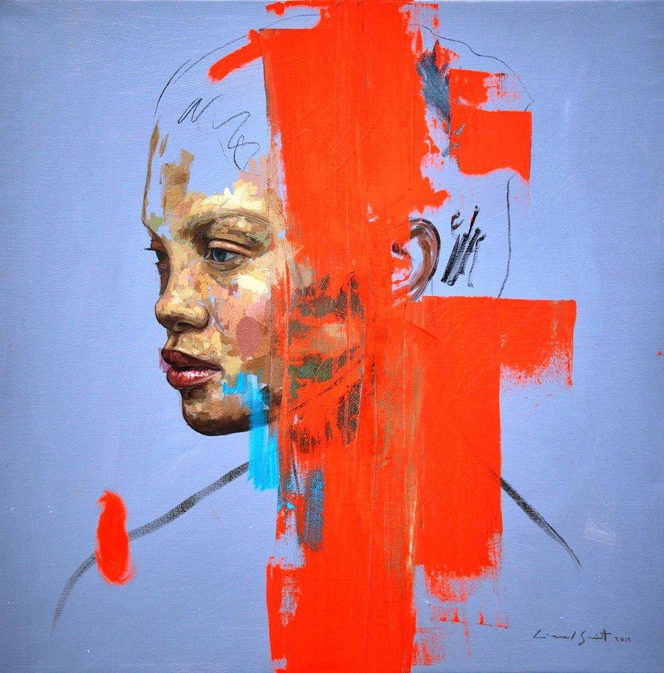 Portrait Painting-Lionel Smit Art (South Africa)