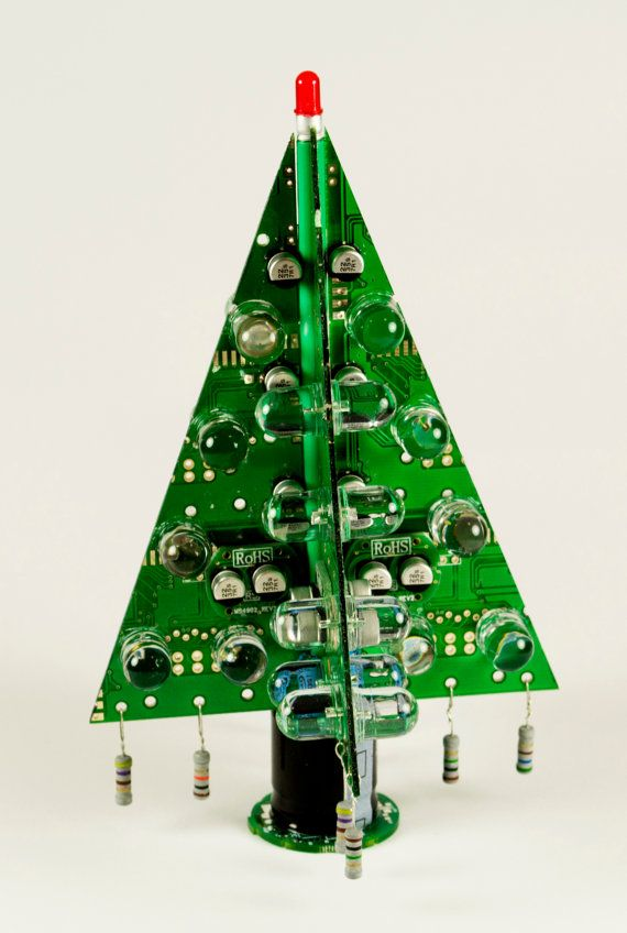Items Similar To Christmas Data Tree On Etsy Holiday Decor Christmas Tinsel