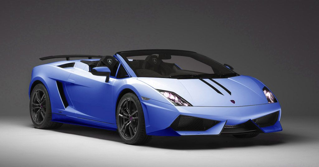Blue Lamborghini Car Pictures Images Super Cool Blue Lambo