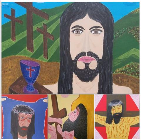 Rostos de Cristo
