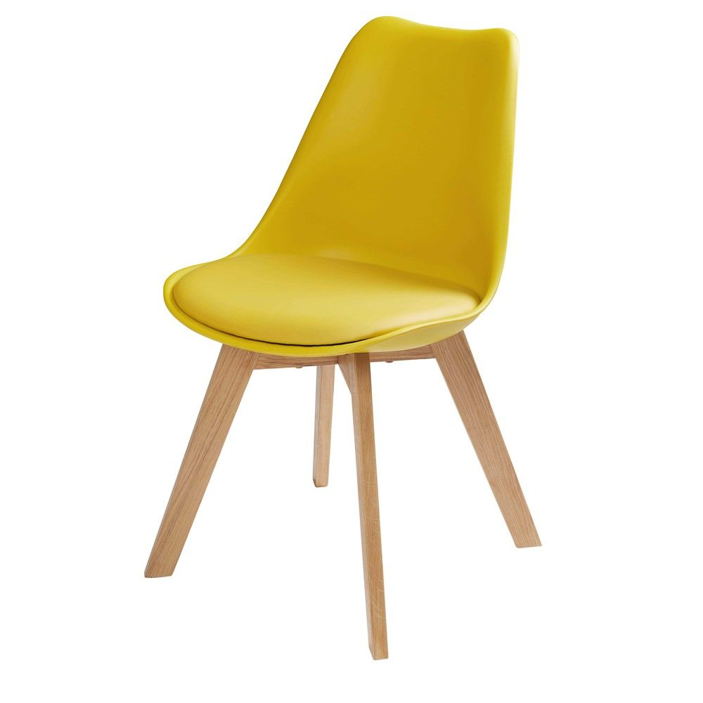 Scandinavianstyle chair in blue maisons du monde kitchen ideas