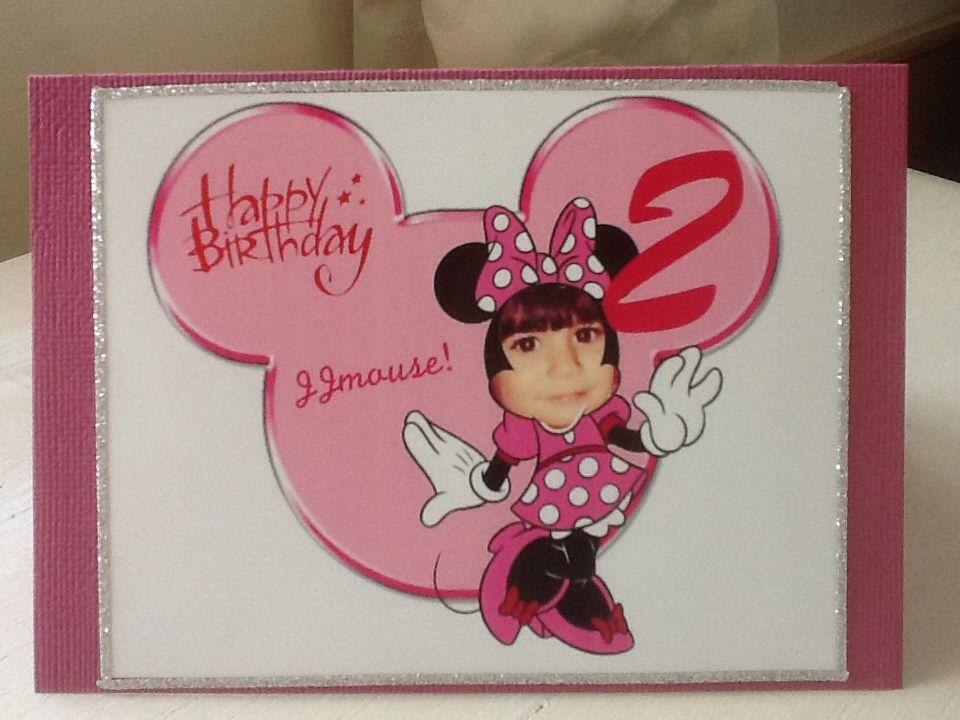 Jamila s nd birthday card my homemade cards