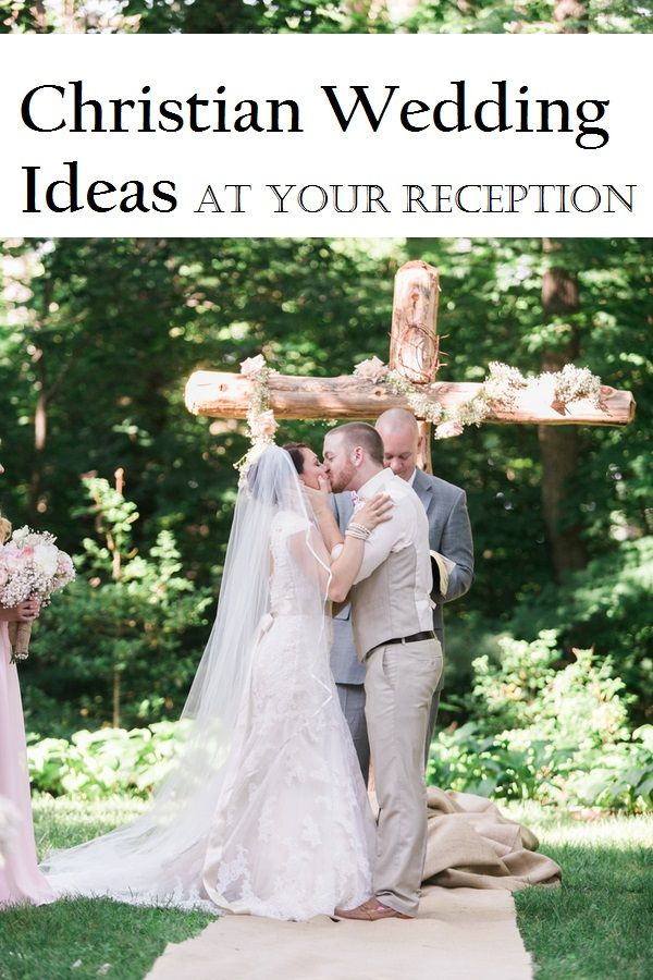 5 Christian Wedding Ideas For Your Reception