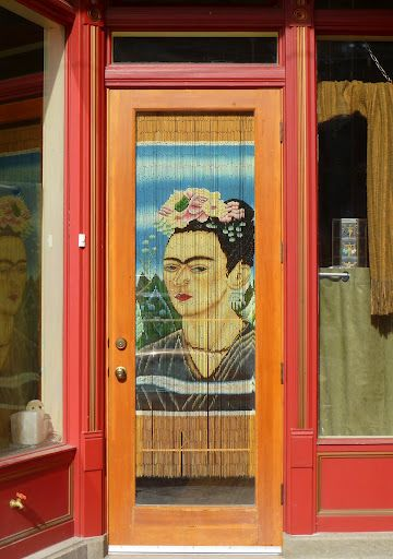 Frida Door I Want This Or Guadalupe For My Kitchen
