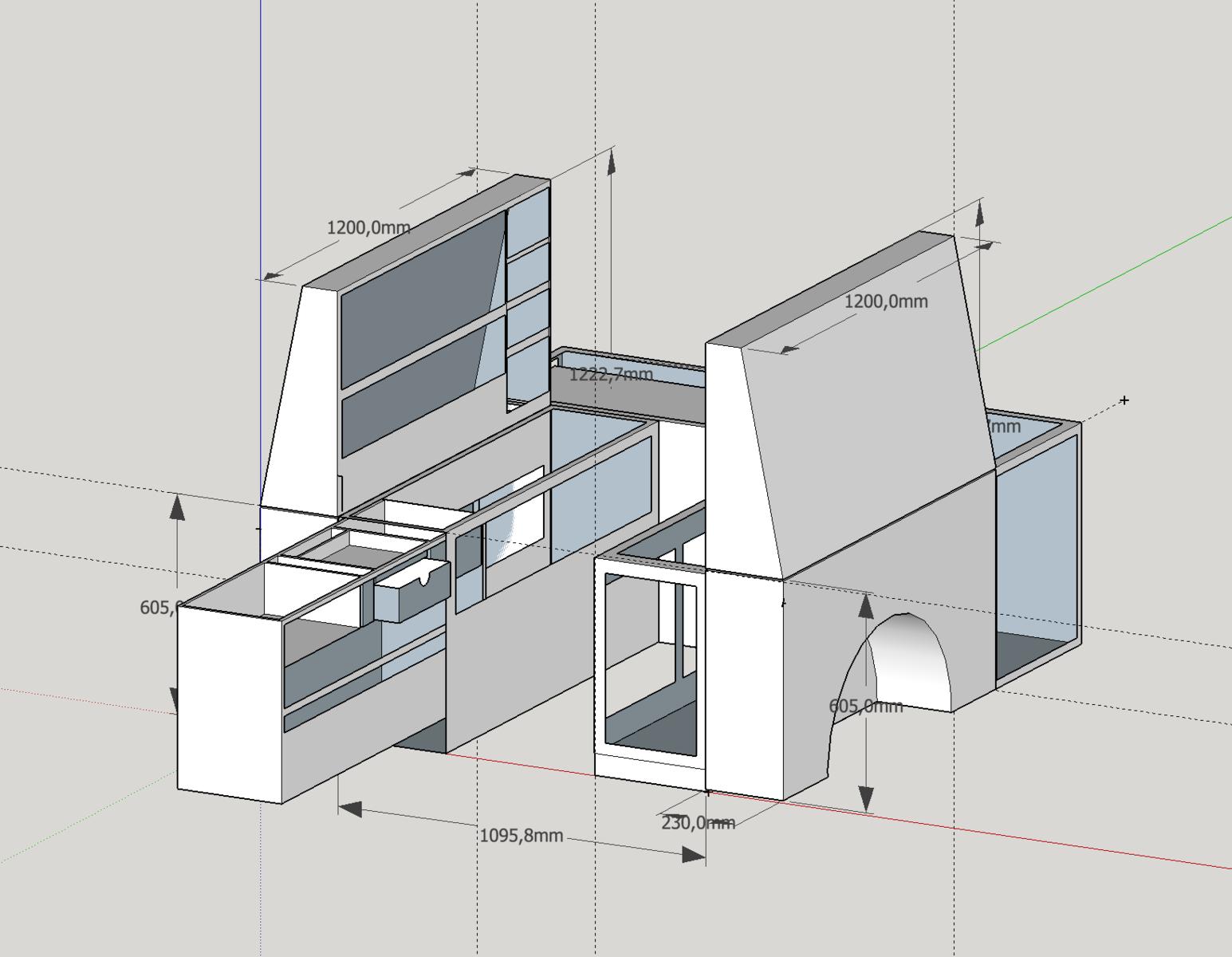 betreutes ausbauen mit offgem belt innenausbau eines vw t5 rockton vw caddy conversion t5. Black Bedroom Furniture Sets. Home Design Ideas