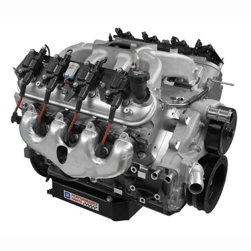 Chevrolet Performance Ct525 Engine As The Title Says This Engine