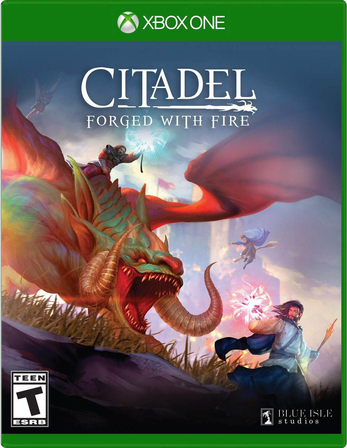 Citadel with Fire Xbox one, Citadel, Xbox gift card