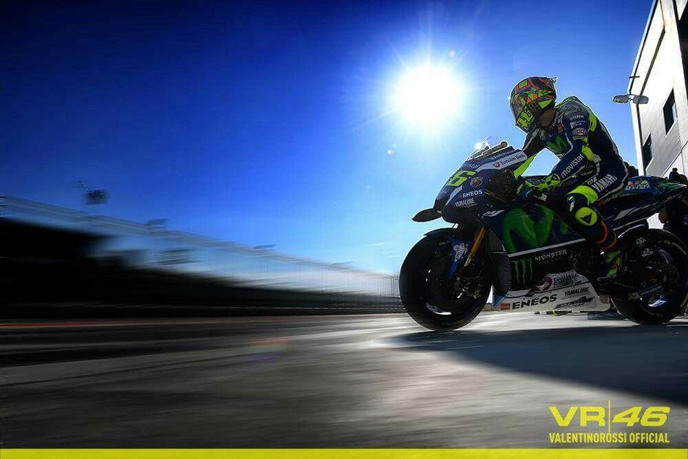 Valentino Rossi Aragon GP 2016 Race 3rd