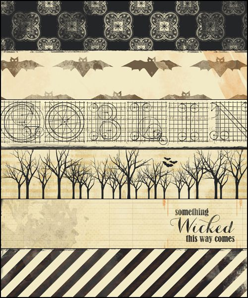 Happy Halloween /& Treat or Trick mixed sheet a of 24 round stickers